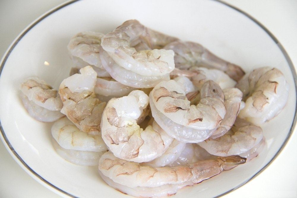 clean the shrimp properly
