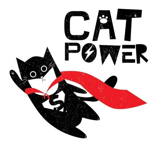Black Cat Names Like Superheroes