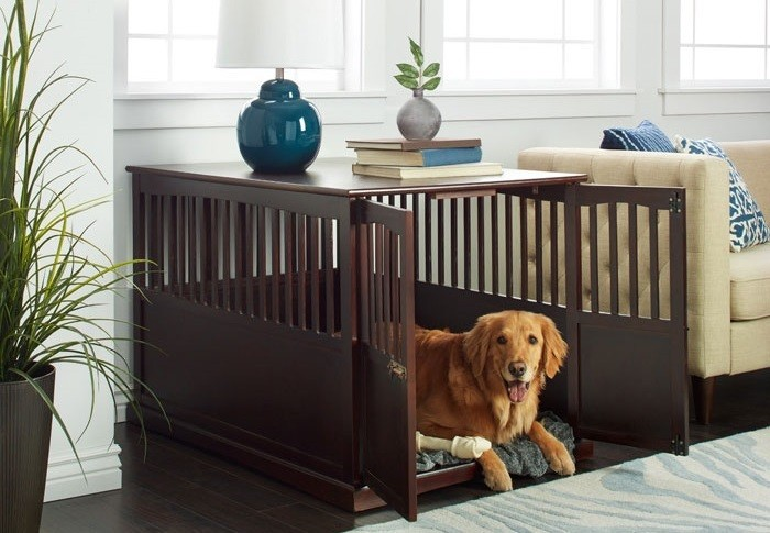 Dog Crate End Tables